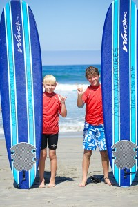 """surf camp pics from Del Mar at Aqua Adventures"""
