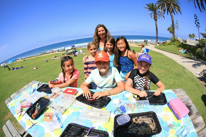 ocean art camp - del mar surf camp